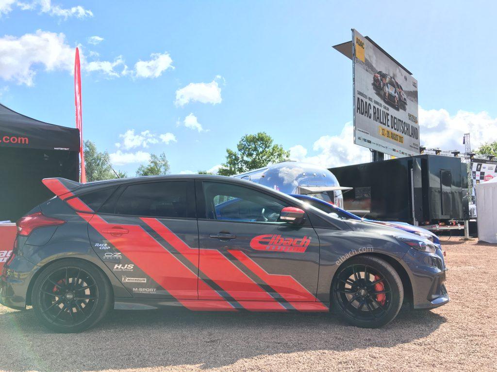 Ford Focus RS Eibach Projektauto