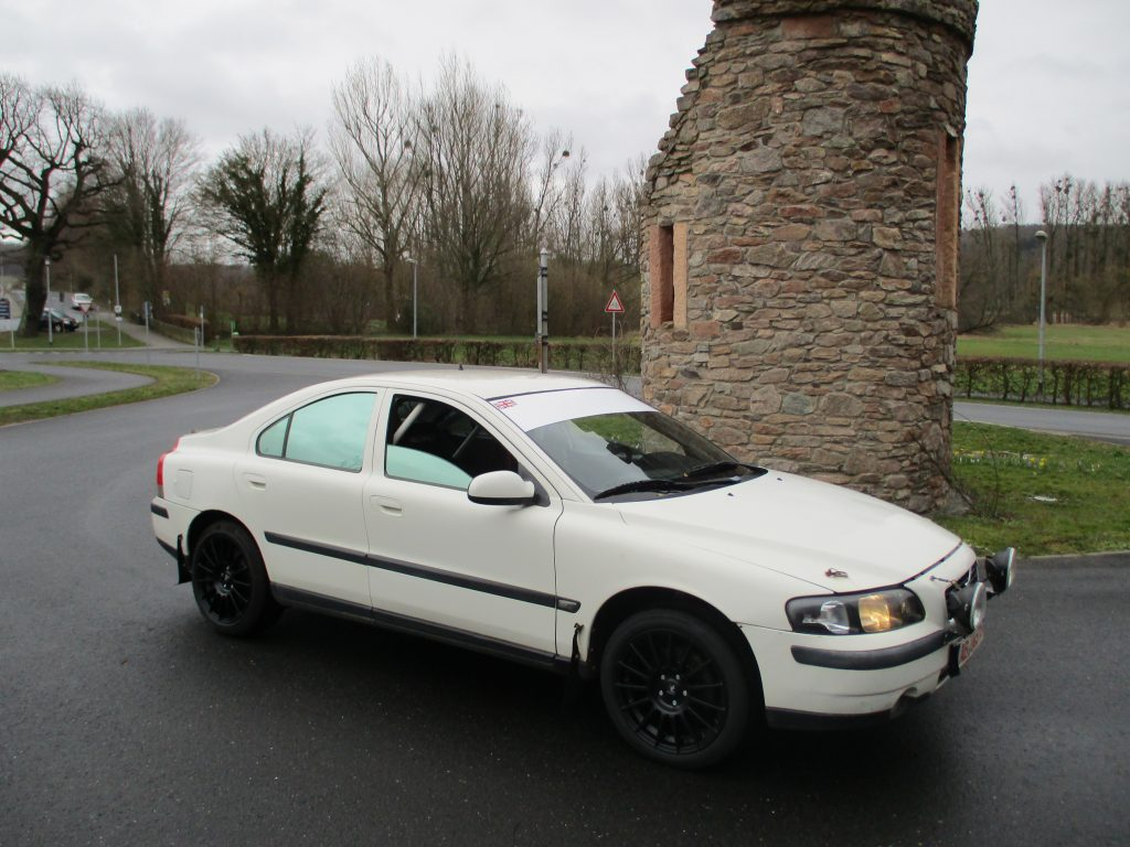 Volvo S60 M-Sport