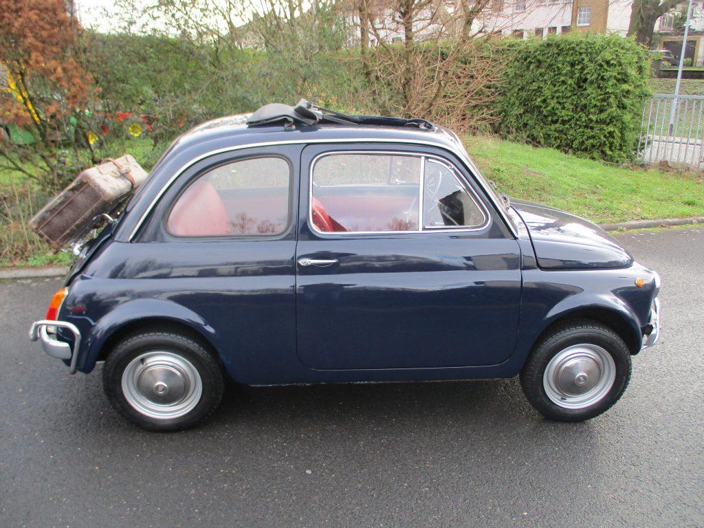 "Fiat 500 ""Lucia"""