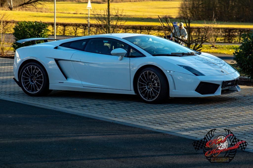 Lamborghini Gallardo Sondermodel Balboni